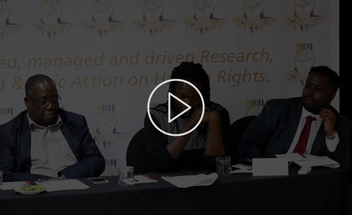 RWI 2017 - Human Rights Session - Panelist Statements 2 of 2