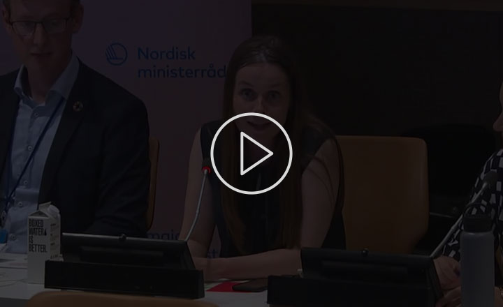 Nordic Region Side Event - Youth, Climate Action and Democracy